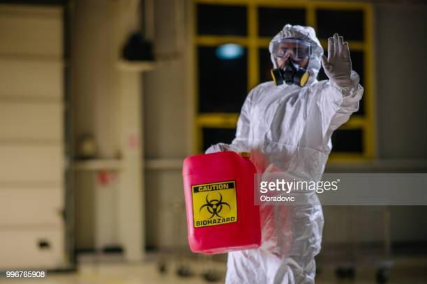 warning because of hazard - hazmat stock pictures, royalty-free photos & images
