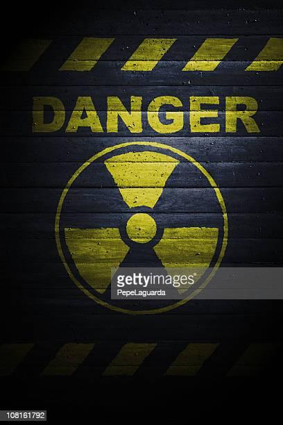 Warnung: Kernenergie power