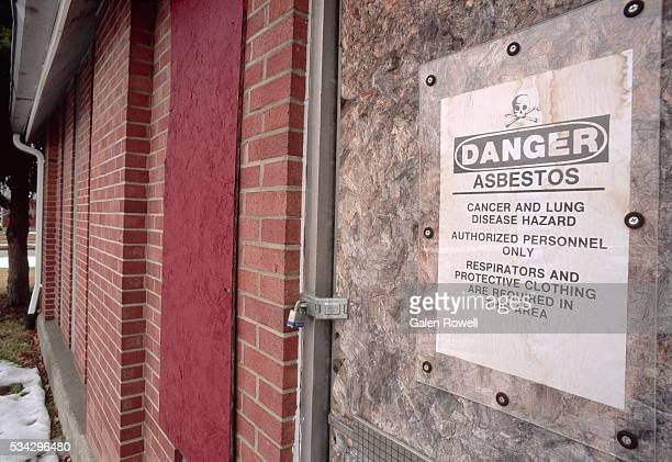Warning Sign in Love Canal