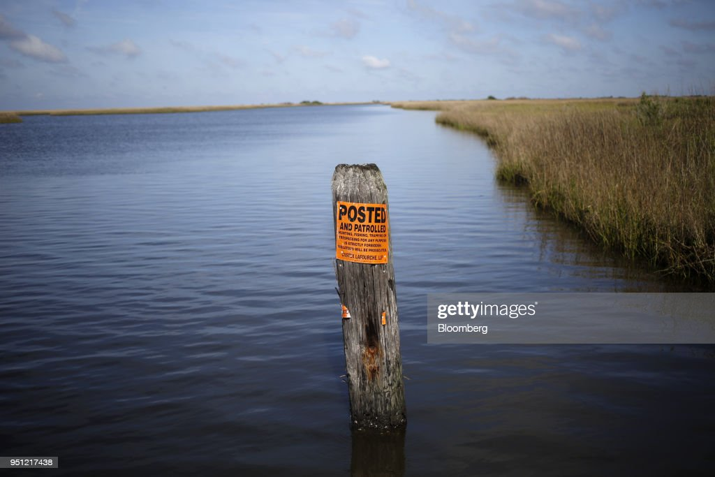 The Fighting Has Begun Over Who Owns Land Drowned by Climate Change