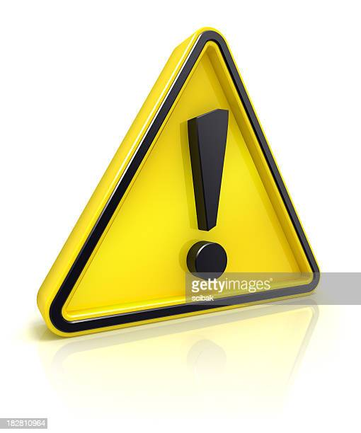 warning sign - warning sign stock pictures, royalty-free photos & images
