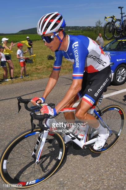 Warren Barguil of France and Team Arkea-Samsic / during the 106th Tour de France 2019, Stage 5 a 175,5km stage from Saint-Dié-des-Vosges to Colmar /...