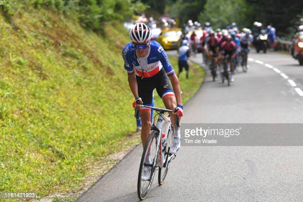 Warren Barguil of France and Team Arkea-Samsic / during the 106th Tour de France 2019, Stage 6 a 160,5km stage from Mulhouse to La Planche des Belles...