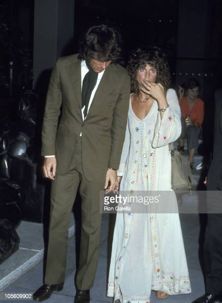 Warren Beatty and Julie Christie during GoBetween Premiere at Museum of Modern Art in New York City New York United States