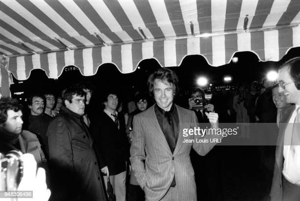 Warren Beatty à la première du film 'Le ciel peut attendre' de Warren Beatty le 12 décembre 1978 à Paris France