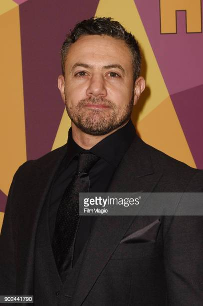 Warren Brown attends HBO's Official 2018 Golden Globe Awards After Party on January 7 2018 in Los Angeles California