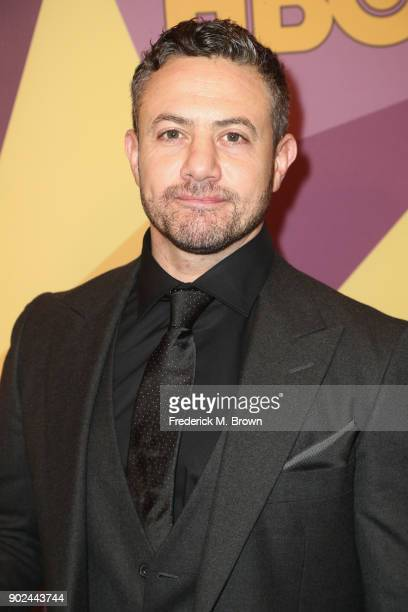 Warren Brown attends HBO's Official Golden Globe Awards After Party at Circa 55 Restaurant on January 7 2018 in Los Angeles California