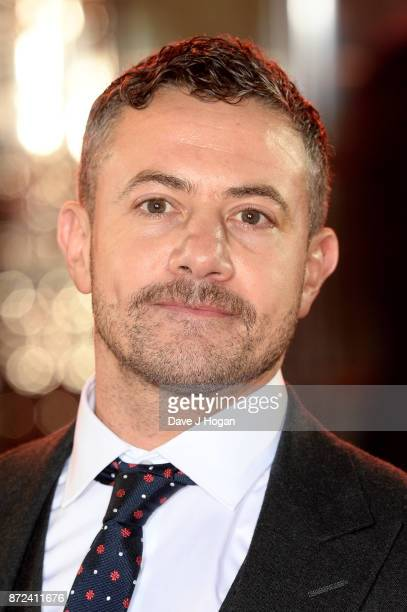 Warren Brown attends the ITV Gala held at the London Palladium on November 9 2017 in London England