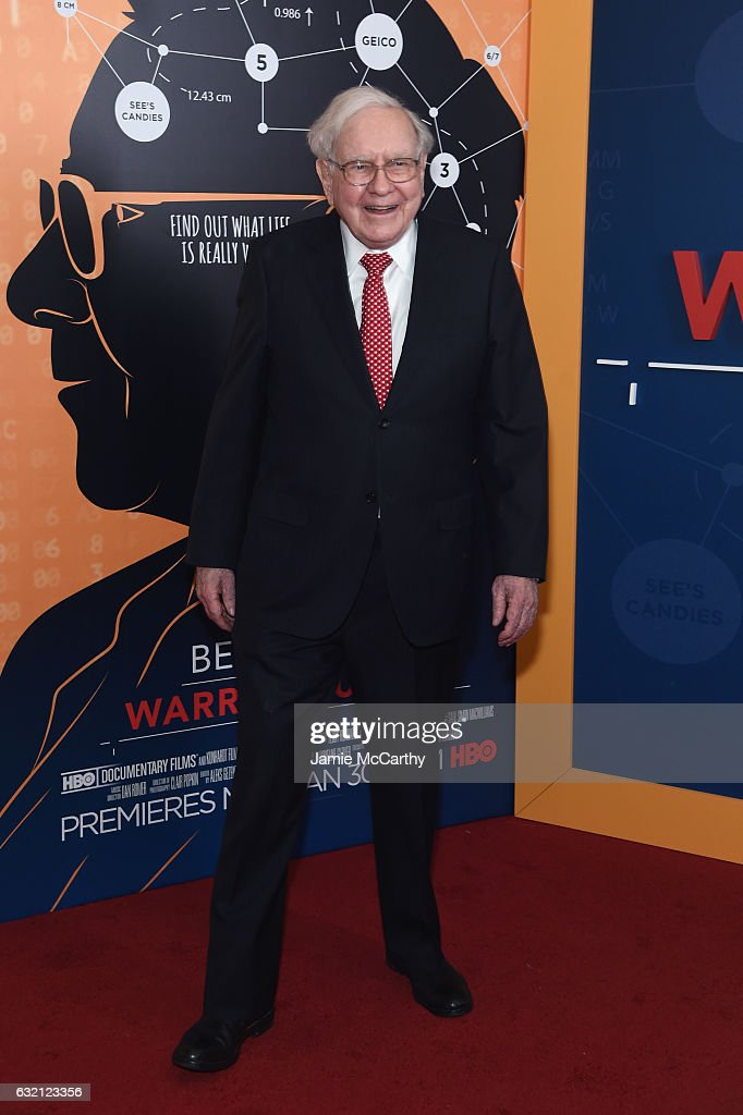 """Becoming Warren Buffett"" World Premiere - Arrivals"