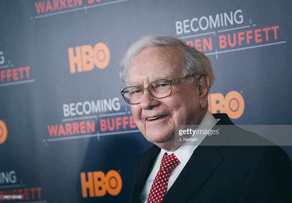 """Becoming Warren Buffett"" World Premiere - Red Carpet"