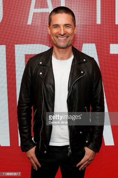 Warren Christie attends the SAGAFTRA Foundation Conversations 'The Village' at The Robin Williams Center on March 19 2019 in New York City