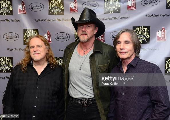 warren haynes trace adkins and jackson browne attends all my news photo getty images. Black Bedroom Furniture Sets. Home Design Ideas