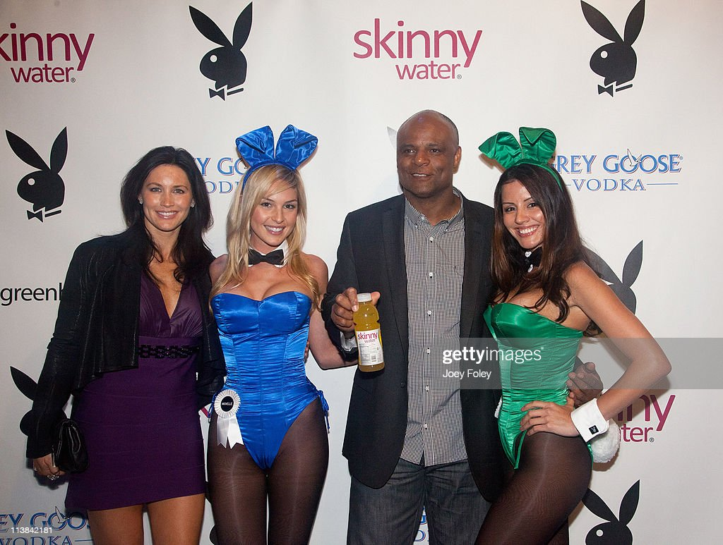 Skinny Water At The Greenhouse/Playboy Celebrity Lounge