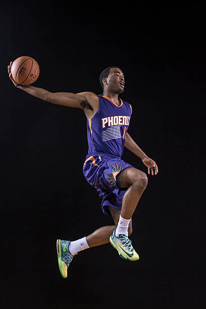 2014 NBA Rookie Photo Shoot
