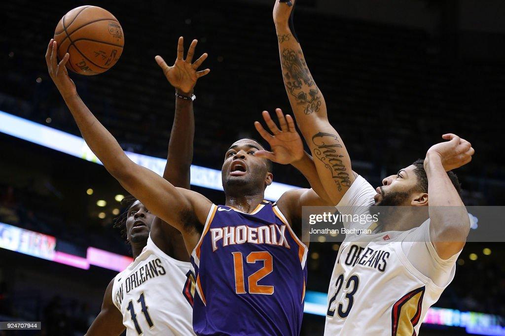 Phoenix Suns v New Orleans Pelicans