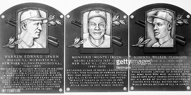 Warren Spahn, Monte Irvin and the late Roberto Clemente, will be inducted into baseball's Hall of Fame on August 6th. Spahn won more games than any...