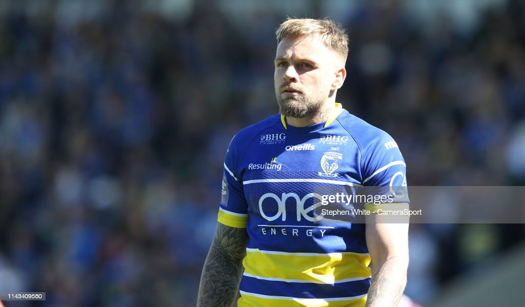 Warrington Wolves v Wigan Warriors - Coral Challenge Cup : News Photo