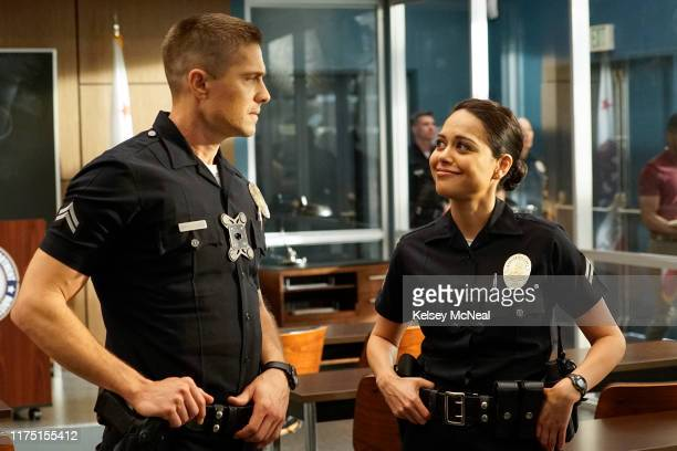 THE ROOKIE Warriors and Guardians Officer Nolan gets off to a rocky start after being introduced to his new training officer Nyla Harper who has an...