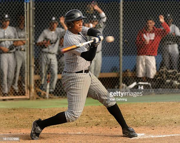 Warriors batter Isiah Easter popped up in the third inning The Englewood High School baseball team hosted the Montbello Warriors Thursday afternoon...