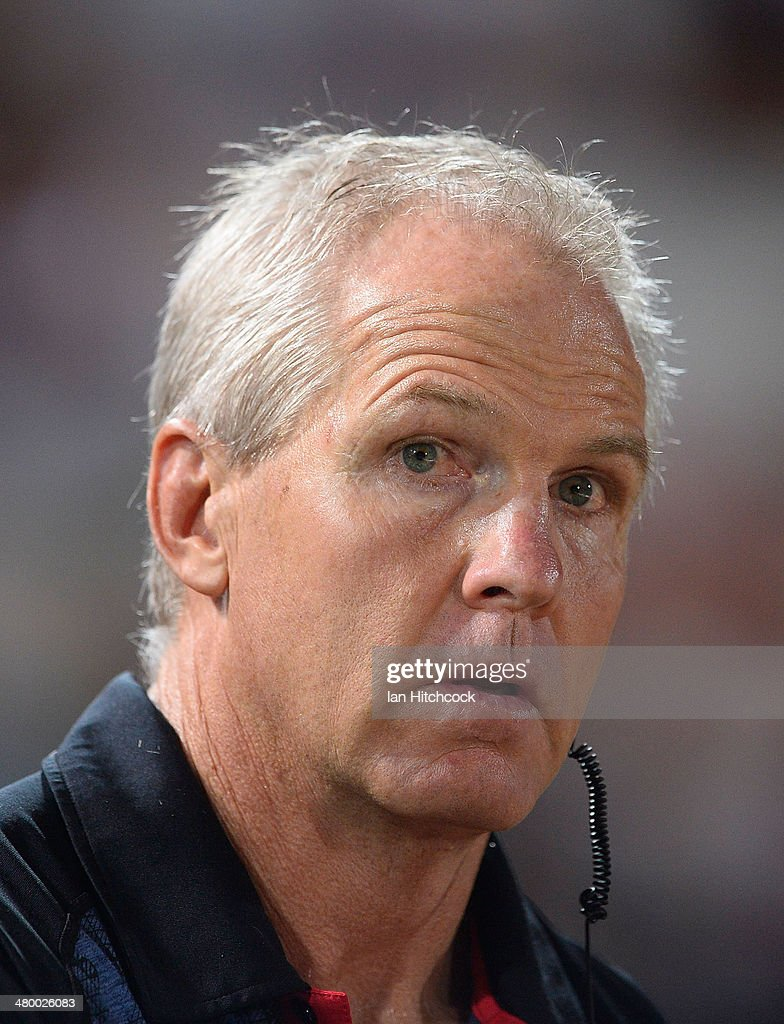 NRL Rd 3 - Cowboys v Warriors