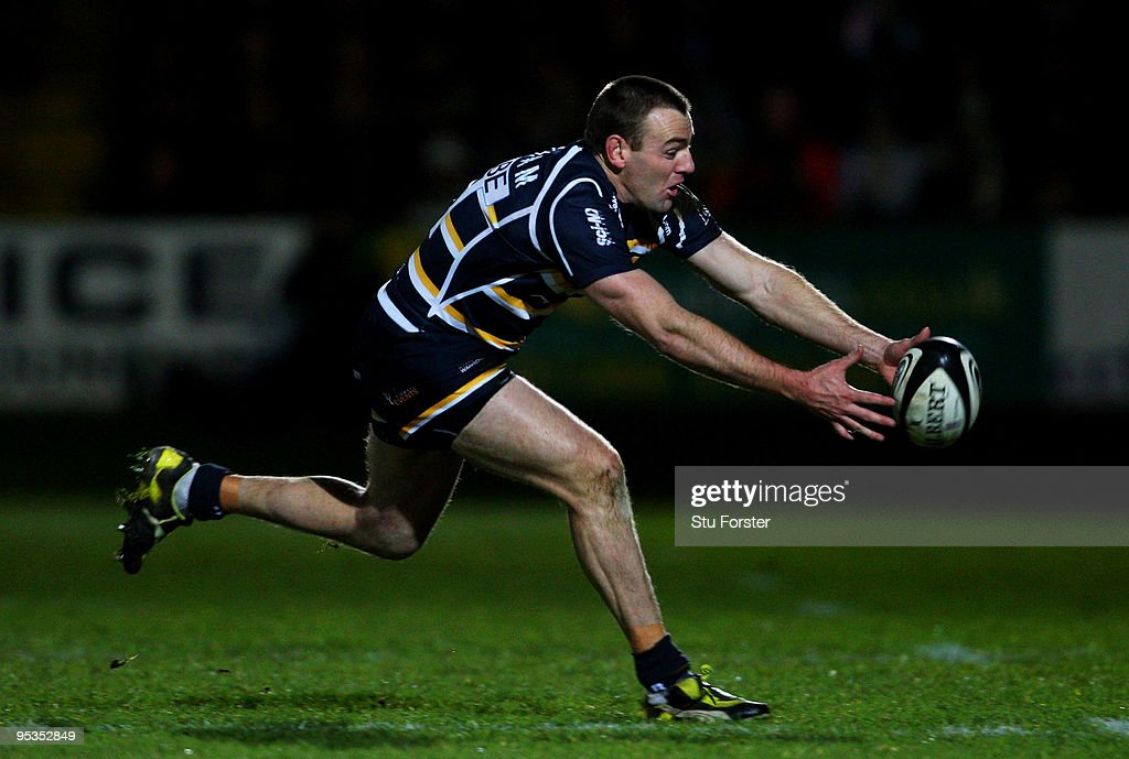 Worcester Warriors v Northampton Saints - Guinness Premiership