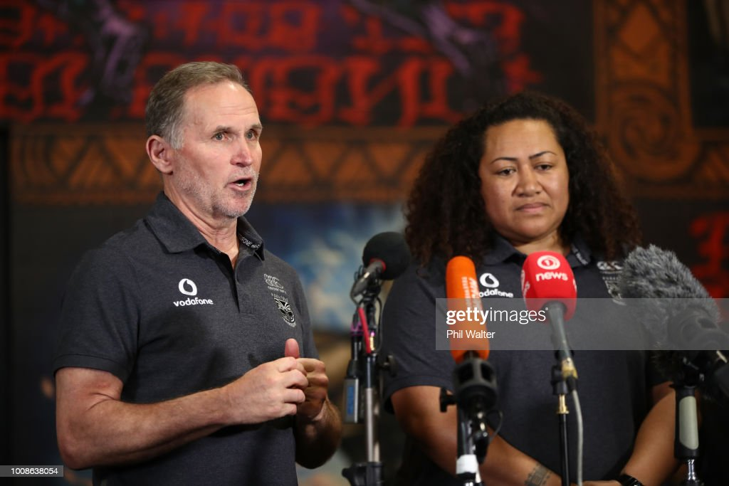 New Zealand Warriors Women's Squad Media Opportunity