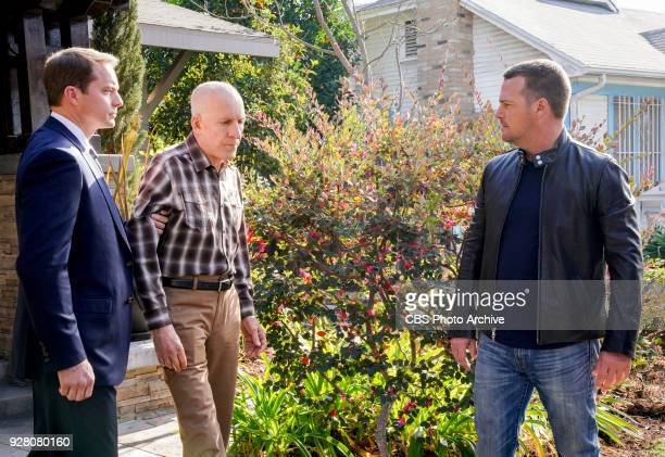 'Warriors of Peace' Pictured Daniel J Travanti and Chris O'Donnell Callen pursues every alternative when the Diplomatic Security Service apprehends...