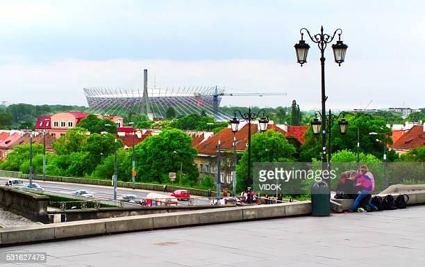 Warschau.