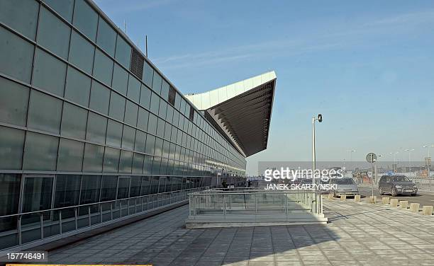 Warsaw's Fryderyk Chopin airport on March 11 2010 Warsaw Frédéric Chopin Airport is an international airport located in the Okecie district of Warsaw...