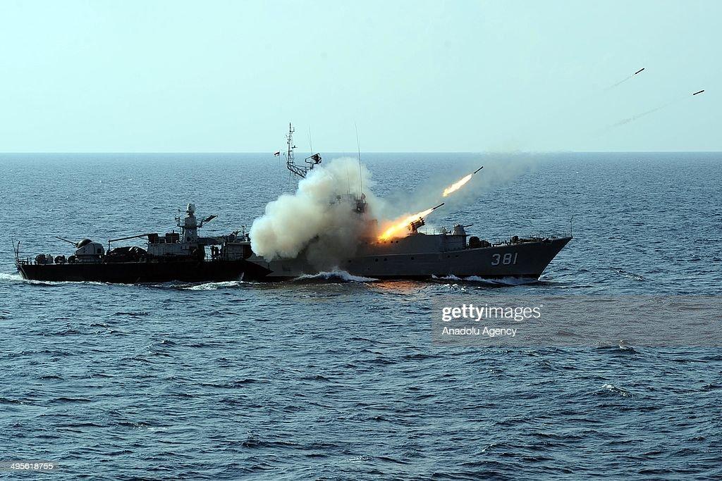 Indonesia Military Exercise : News Photo