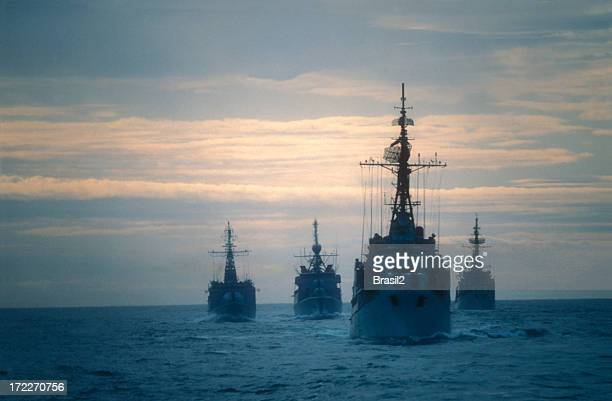 warships - military ship stock pictures, royalty-free photos & images