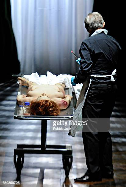 TR Warszawa's production of Nosferatu directed by Grzegorz Jarzyna at the Barbican in London