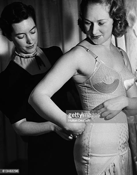 Wartime Corsets
