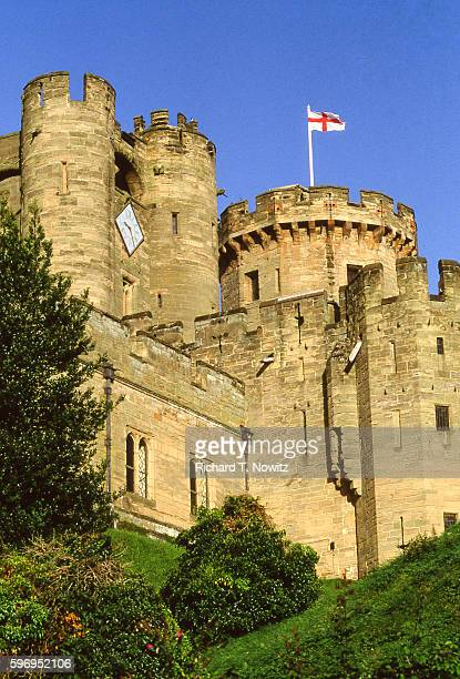 warwick castle - warwick castle bildbanksfoton och bilder
