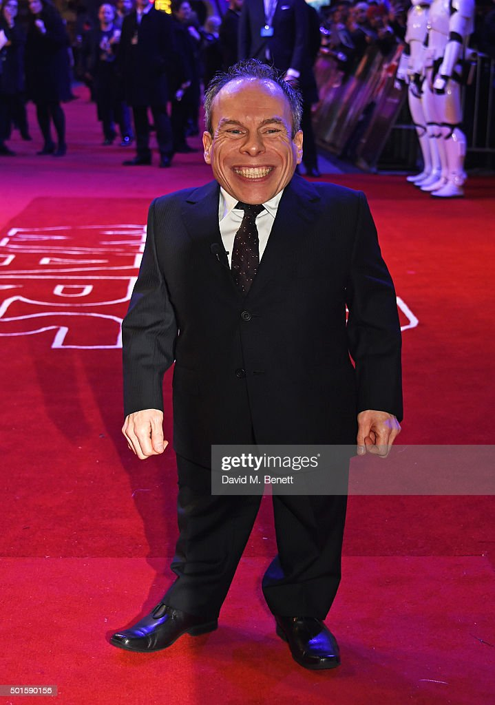 """Star Wars: The Force Awakens"" - European Film Premiere - VIP Arrivals"