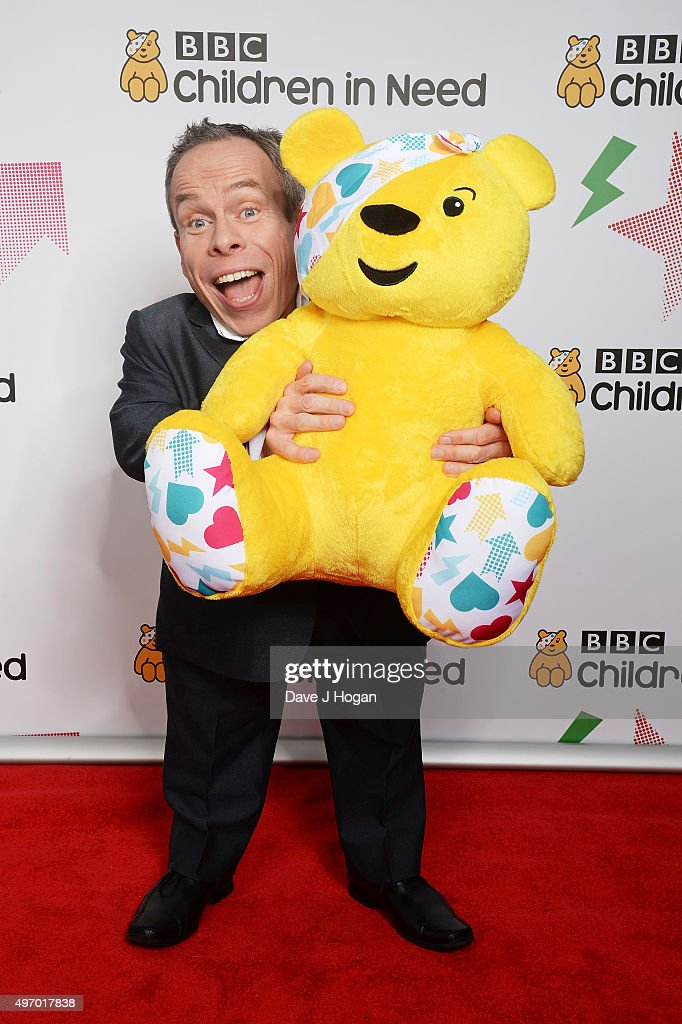 BBC Children in Need - Appeal Night Studio