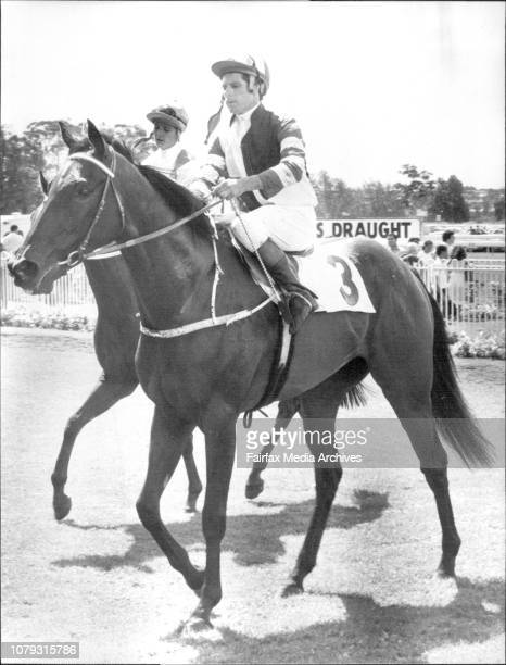 Warwick Farm Race Race 5Silver Sharpe HcpRet to scale Prince Hervey February 26 1983