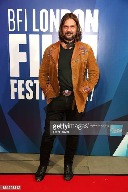 Warwick Thornton attends the 61st BFI London Film Festival Awards on October 14 2017 in London England