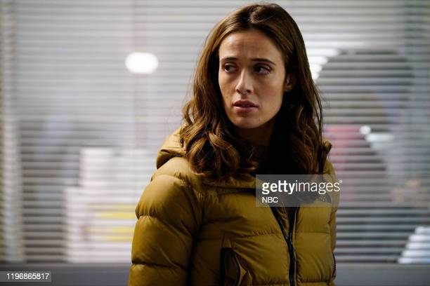 D I Was Here Episode 713 Pictured Marina Squerciati as Officer Kim Burgess