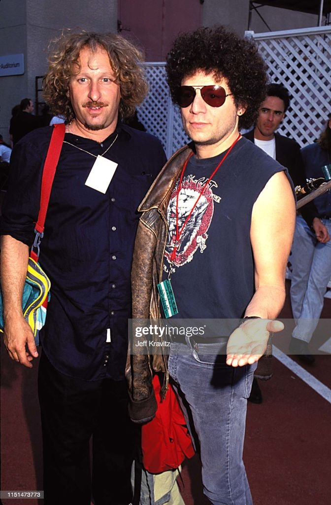Was Not Was At The 1991 Video Music Awards : News Photo