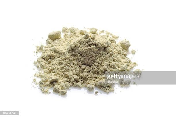 wasabi powder - wasabi stock pictures, royalty-free photos & images