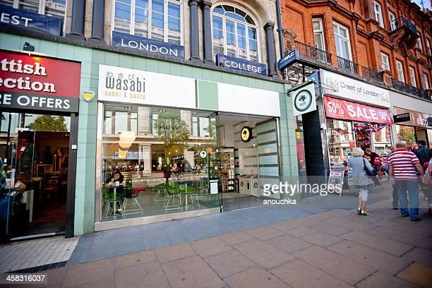 わさびは、寿司と弁当,ロンドン,英国