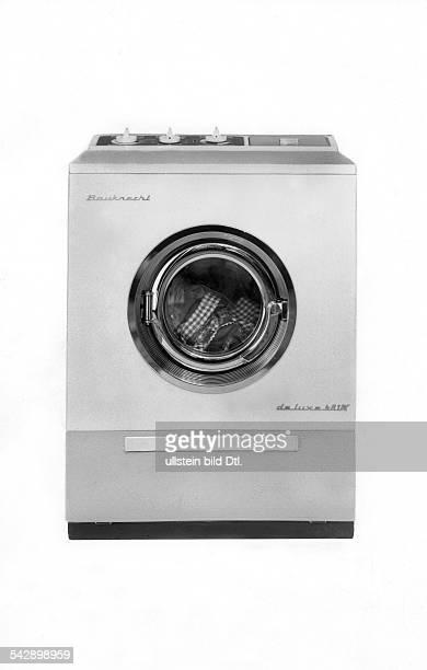 Waschmaschine der Firma Bauknecht WA 481 K ohne Jahr