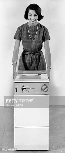 Waschmaschine von Philips 1963