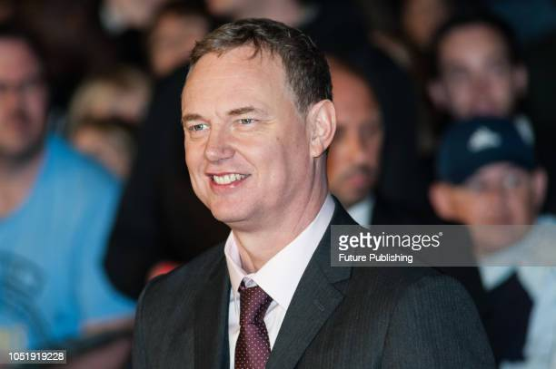 Wash Westmoreland attends the UK film premiere of 'Colette' at Cineworld Leicester Square during the 62nd London Film Festival BFI Patrons Gala...