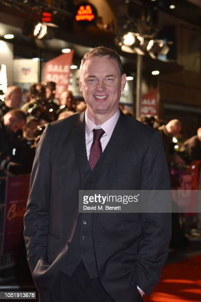 """Wash Westmoreland attends the UK Premiere and BFI Patrons Gala screening of """"Colette"""" during the 62nd BFI London Film Festival at Cineworld Leicester..."""
