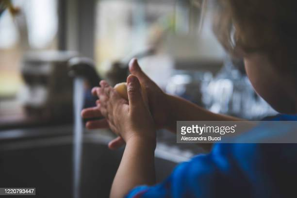 wash your hands - england stock pictures, royalty-free photos & images