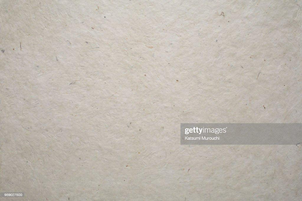Washi paper texture background : Stock Photo