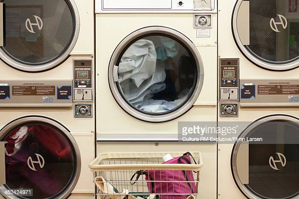 Washing machines and basket
