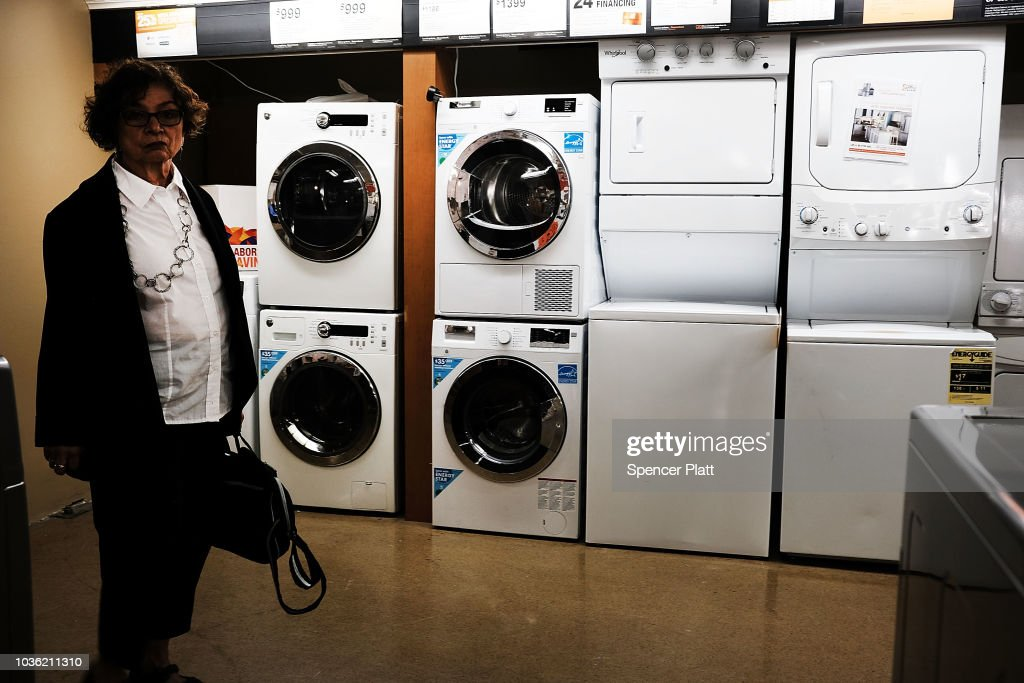 Washers And Other Imported Appliances Set To Rise In Price As U.S. Continues To Impose Trade Tariffs